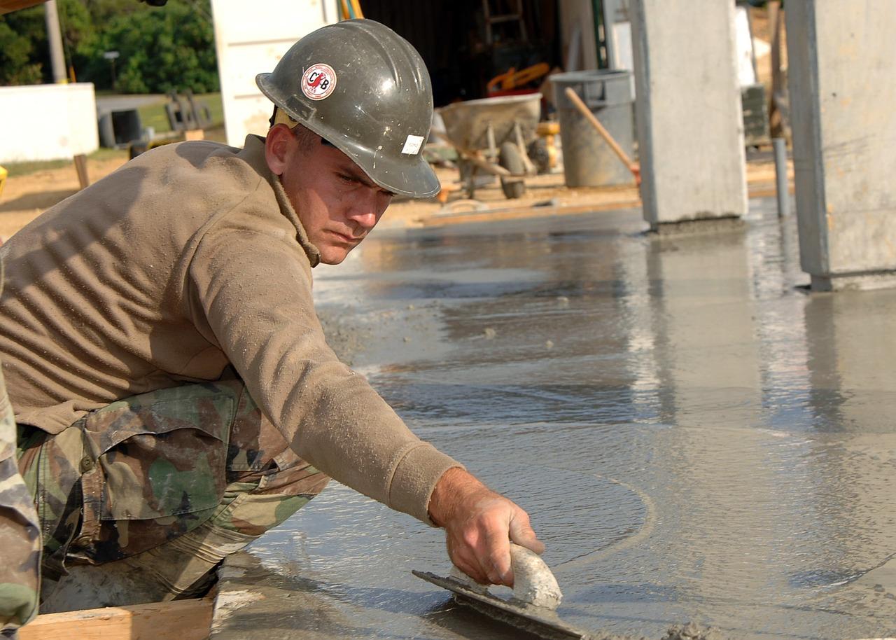 hantverkare-betong